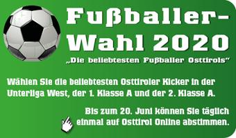 Fußballerwahl mobil