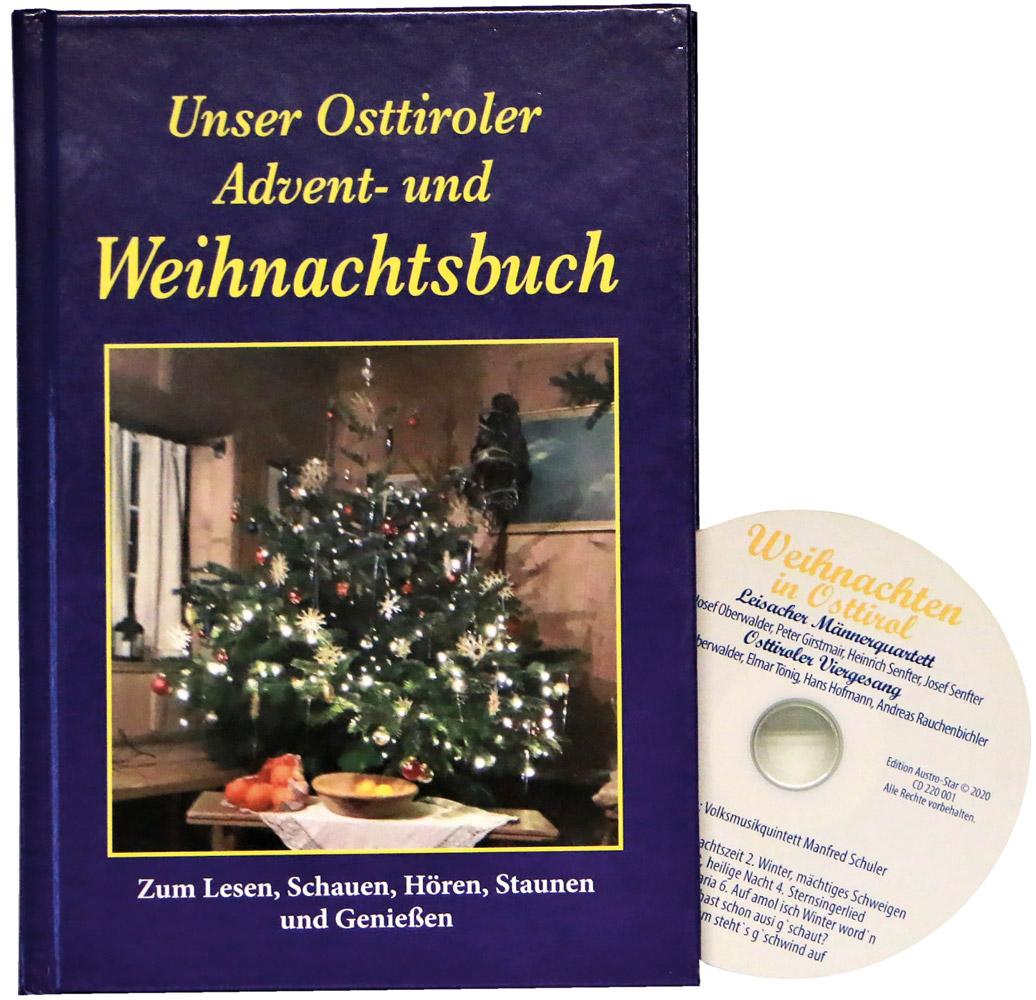 Osttiroler Advent- und Weihnachtsbuch