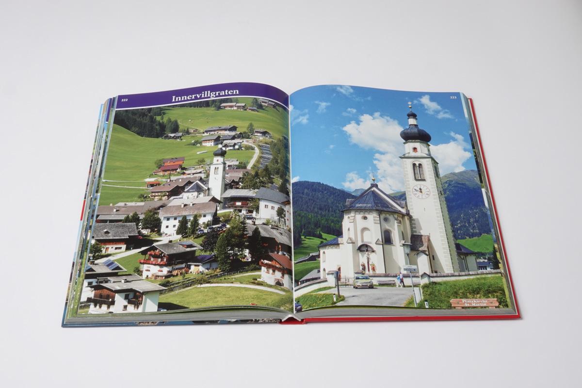 Du schönes, blühendes Osttirol