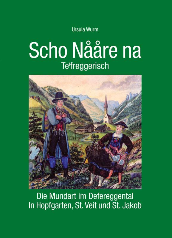 Teⁱfreggerisch - Scho Nååre na