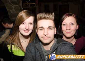 Neonparty in der Mausefalle, am 4.3.2016