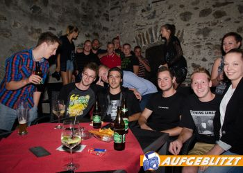 Strongbow-Party im ZickZack, am 10.7.2015