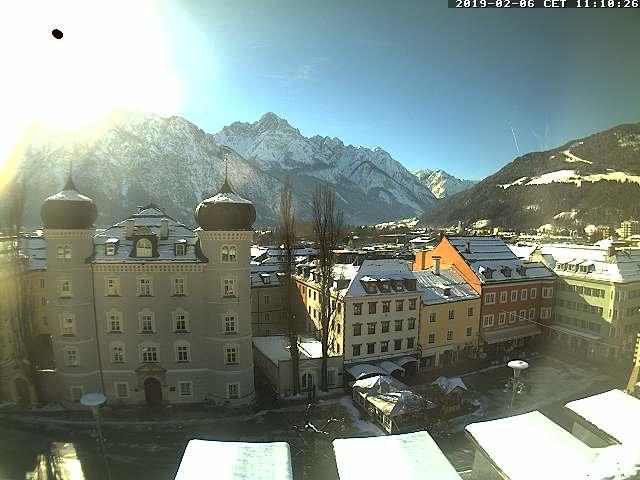 Wetter und Livebild Lienz, Livecam und Webcam Lienz - 673 Meter Seehöhe
